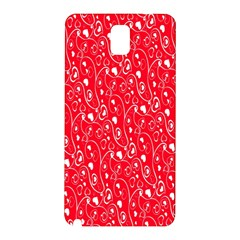 Heart Pattern Samsung Galaxy Note 3 N9005 Hardshell Back Case