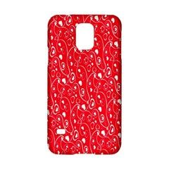 Heart Pattern Samsung Galaxy S5 Hardshell Case