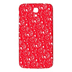 Heart Pattern Samsung Galaxy Mega I9200 Hardshell Back Case