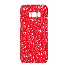 Heart Pattern Samsung Galaxy S8 Hardshell Case  by BangZart
