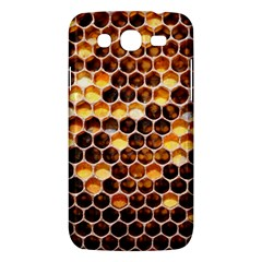 Honey Honeycomb Pattern Samsung Galaxy Mega 5 8 I9152 Hardshell Case  by BangZart