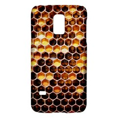 Honey Honeycomb Pattern Galaxy S5 Mini