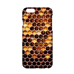 Honey Honeycomb Pattern Apple Iphone 6/6s Hardshell Case by BangZart