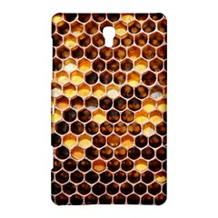 Honey Honeycomb Pattern Samsung Galaxy Tab S (8 4 ) Hardshell Case