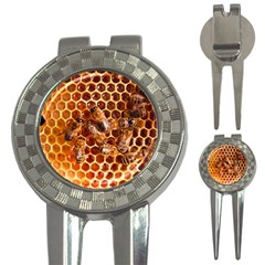 Honey Bees 3 In 1 Golf Divots by BangZart