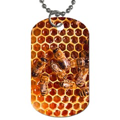 Honey Bees Dog Tag (two Sides)