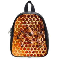 Honey Bees School Bags (small)  by BangZart
