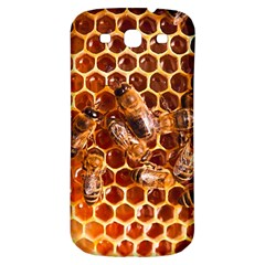 Honey Bees Samsung Galaxy S3 S Iii Classic Hardshell Back Case by BangZart