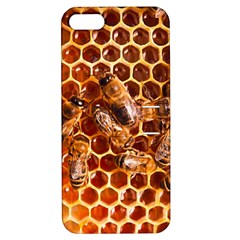 Honey Bees Apple Iphone 5 Hardshell Case With Stand by BangZart