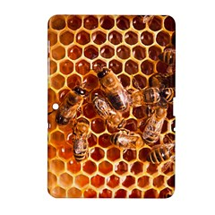 Honey Bees Samsung Galaxy Tab 2 (10 1 ) P5100 Hardshell Case  by BangZart