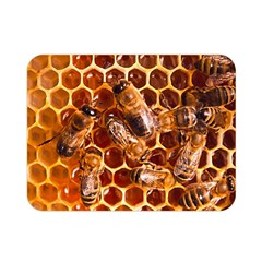 Honey Bees Double Sided Flano Blanket (mini)