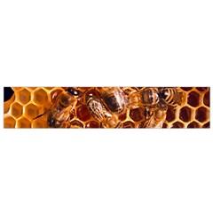 Honey Bees Flano Scarf (small)