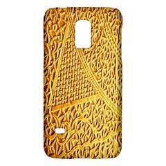Gold Pattern Galaxy S5 Mini by BangZart