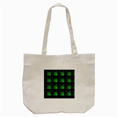 Fractal Tote Bag (cream) by BangZart