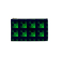 Fractal Cosmetic Bag (small)