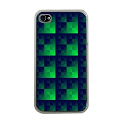 Fractal Apple Iphone 4 Case (clear)