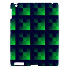 Fractal Apple Ipad 3/4 Hardshell Case by BangZart