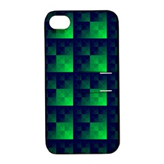 Fractal Apple Iphone 4/4s Hardshell Case With Stand by BangZart