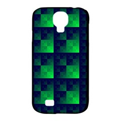 Fractal Samsung Galaxy S4 Classic Hardshell Case (pc+silicone)
