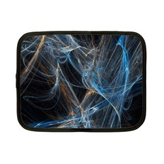 Fractal Tangled Minds Netbook Case (small)  by BangZart