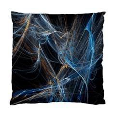 Fractal Tangled Minds Standard Cushion Case (two Sides)