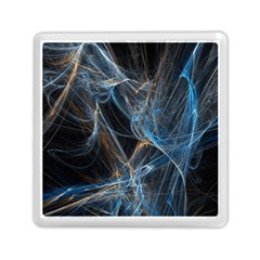 Fractal Tangled Minds Memory Card Reader (square)  by BangZart
