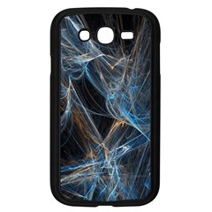 Fractal Tangled Minds Samsung Galaxy Grand Duos I9082 Case (black) by BangZart