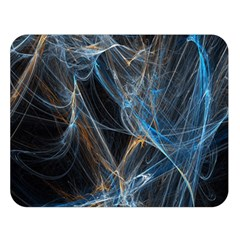 Fractal Tangled Minds Double Sided Flano Blanket (large)  by BangZart