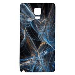 Fractal Tangled Minds Galaxy Note 4 Back Case