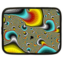 Fractals Random Bluray Netbook Case (xxl)