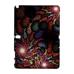 Fractal Swirls Galaxy Note 1
