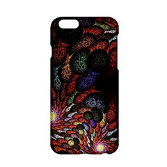 Fractal Swirls Apple Iphone 6/6s Hardshell Case by BangZart