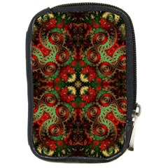 Fractal Kaleidoscope Compact Camera Cases by BangZart