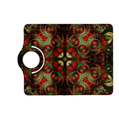 Fractal Kaleidoscope Kindle Fire Hd (2013) Flip 360 Case by BangZart