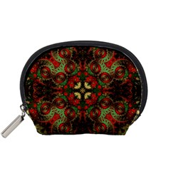 Fractal Kaleidoscope Accessory Pouches (small)