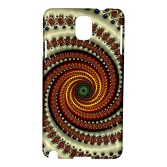 Fractal Pattern Samsung Galaxy Note 3 N9005 Hardshell Case