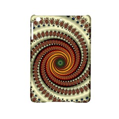 Fractal Pattern Ipad Mini 2 Hardshell Cases by BangZart