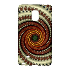 Fractal Pattern Galaxy Note Edge by BangZart