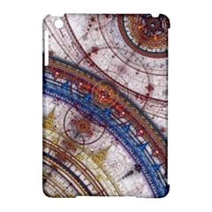 Fractal Circles Apple Ipad Mini Hardshell Case (compatible With Smart Cover) by BangZart