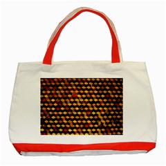 Fond 3d Classic Tote Bag (red)