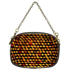Fond 3d Chain Purses (one Side)