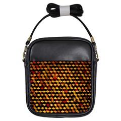 Fond 3d Girls Sling Bags by BangZart