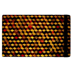 Fond 3d Apple Ipad 3/4 Flip Case by BangZart