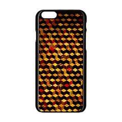 Fond 3d Apple Iphone 6/6s Black Enamel Case