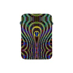 Curves Color Abstract Apple Ipad Mini Protective Soft Cases