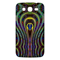 Curves Color Abstract Samsung Galaxy Mega 5 8 I9152 Hardshell Case  by BangZart