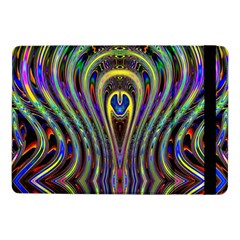 Curves Color Abstract Samsung Galaxy Tab Pro 10 1  Flip Case