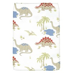 Dinosaur Art Pattern Flap Covers (s)  by BangZart