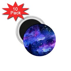 Galaxy 1 75  Magnets (10 Pack)  by Kathrinlegg