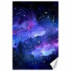 Galaxy Canvas 24  X 36  by Kathrinlegg